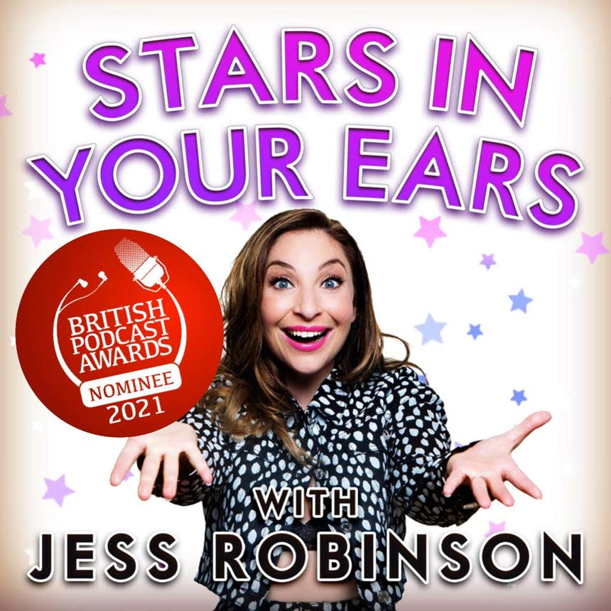 Stars In Your Ears Podcast cover