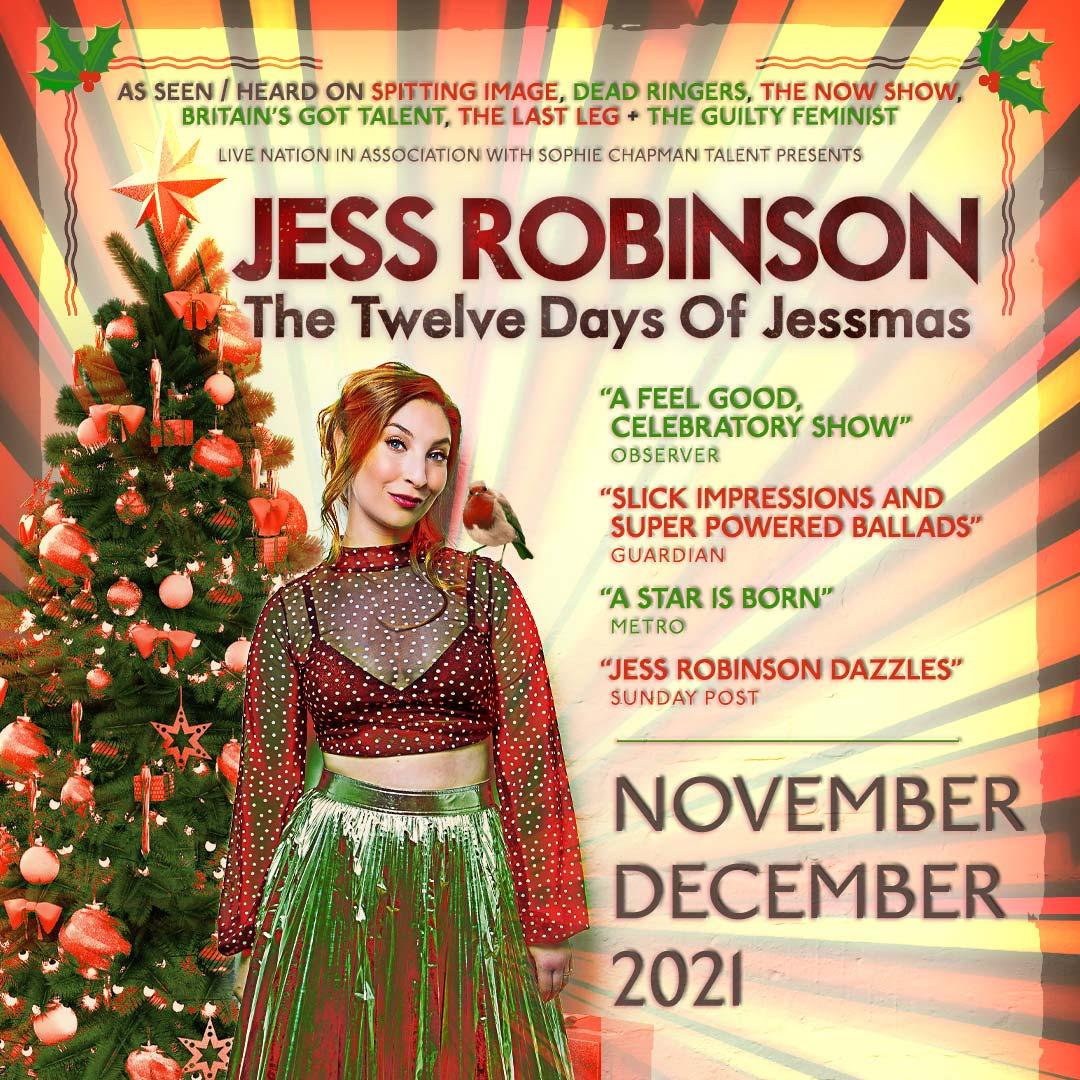 Jess Robinson Christmas 2021